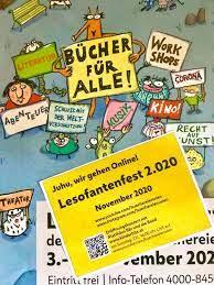 Lesofantenfest Ankündigung und QR Code.png